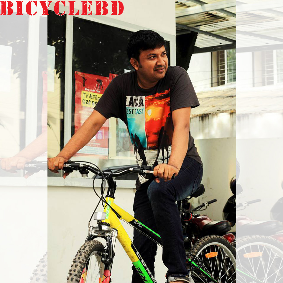 Core Spike Bicycle user review by Firoz Haider