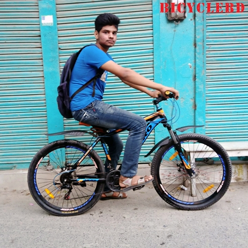 Hero Blaze Bicycle User Review by Md Mahi