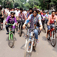 Advantages and Disadvantages of Bicycle riding in Bangladesh